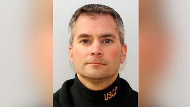 PHOTO: U.S. Capitol Police Officer Brian Sicknick is shown in an undated image provided by the United States Capitol Police. Officer Sicknick died after being injured during the riot at the Capitol, Jan. 7, 2021.  (United States Capitol Police via AP)
