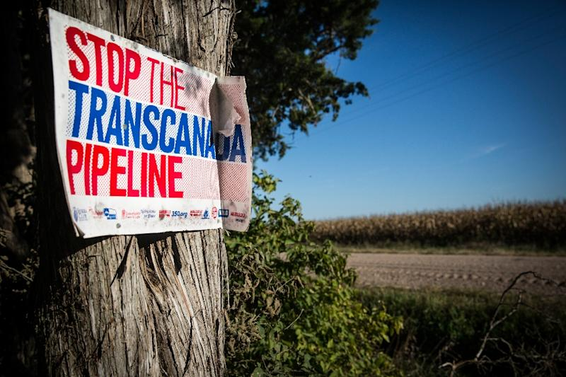 TransCanada turns Keystone pipeline back on two weeks after South Dakota spill