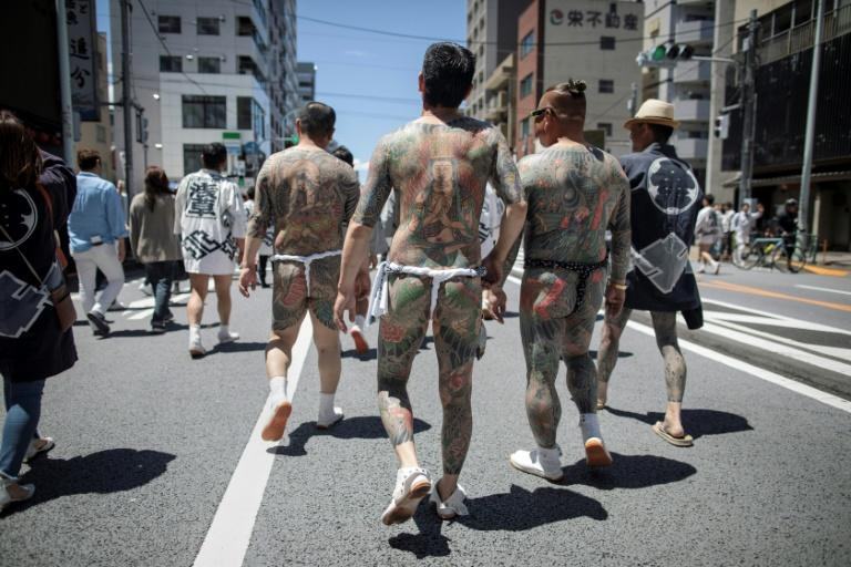 Japan top court sides with tattoo artist in test case