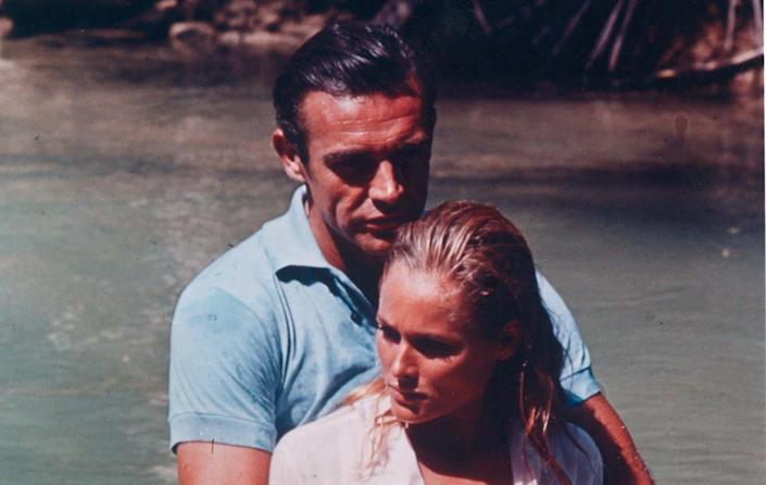 The late Sean Connery was a 'real man', according to Liana Romero, who added that today's directors should refrain from giving Bond a 21st century makeover - Moviestore Collection