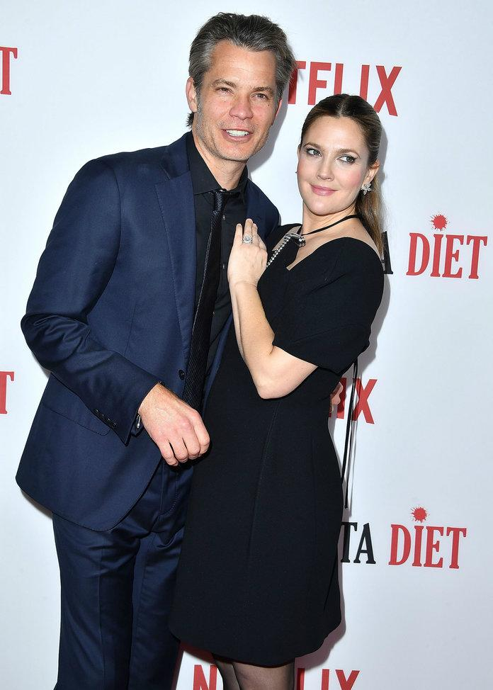 Drew Barrymore And Timothy Olyphant Helped Stage The Cutest Marriage