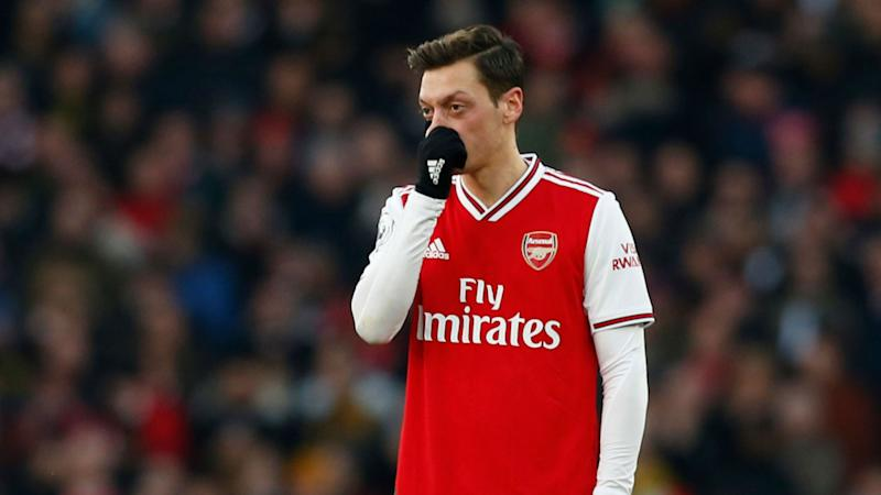 'Ozil's wage cut refusal a huge PR own goal' – Carragher slams Arsenal star as agent speaks out