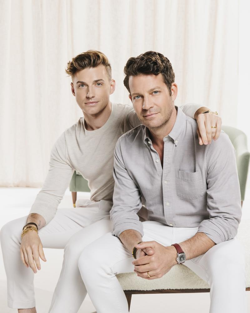 Nate Berkus and Jeremiah Brent's Best Tips for Curating Your First Married Home