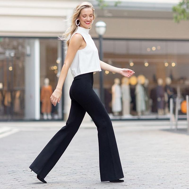 These Oprah-Loved Pants Are Better Than Leggings and Are Less Than $100 for Black Friday