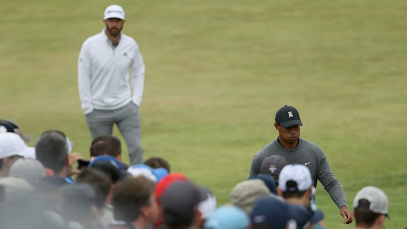 U S  Open 2018: Tiger Woods sinks outside cutline