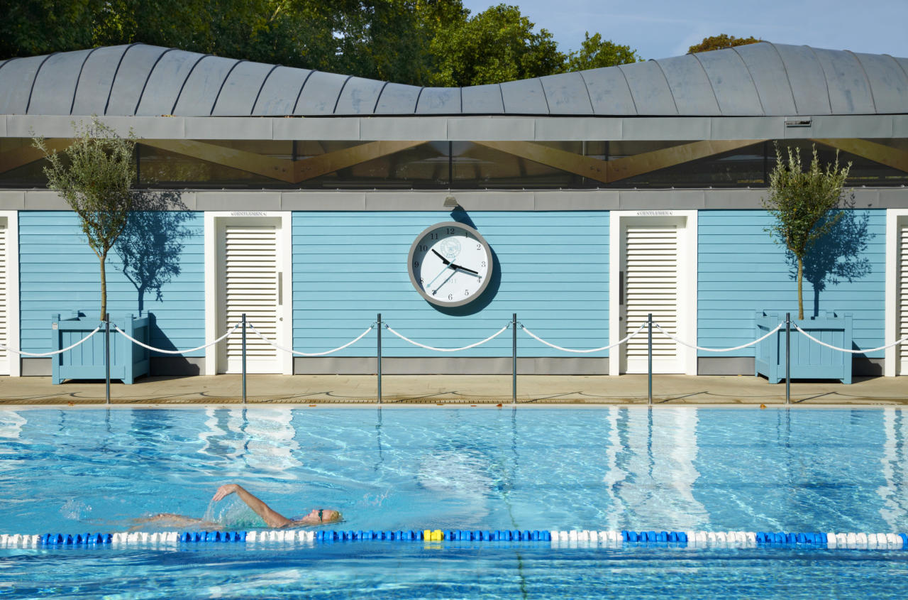Britain 39 s best new buildings longlisted for stirling prize for Outdoor swimming pool leicester