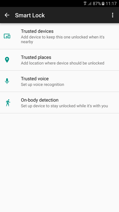 galaxy s tips and tricks smart lock