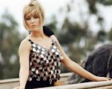 "<p>Throughout the 1960s, Tate became one of Hollywood's brightest starlets, appearing in fashion shoots and on magazine covers as a celebrated ""it"" girl.</p>"