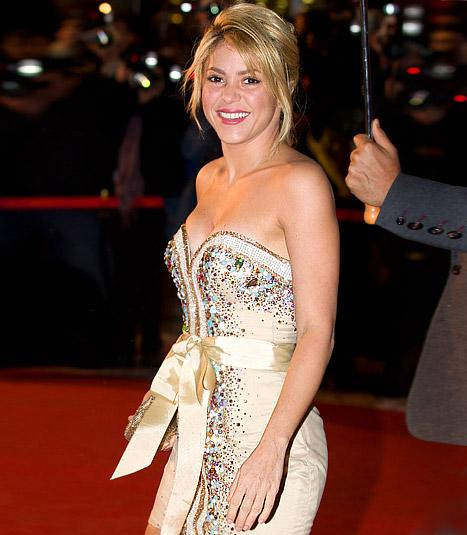 Shakira Honored in France With French Culture Medal