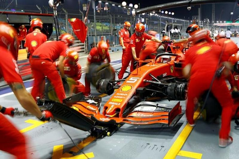 Ferrari's 2020 Car Needs Updates, Team Facing Race Against Time