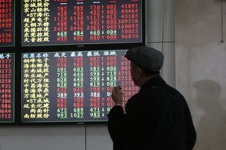 Asian equities were mixed in afternoon trade on Friday.