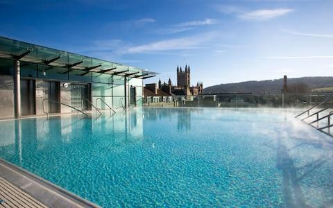 Thermae Bath Spa - Credit: Getty