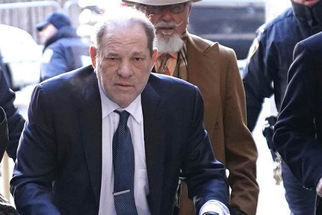 Court Approves  Million Payout to Harvey Weinstein's Victims