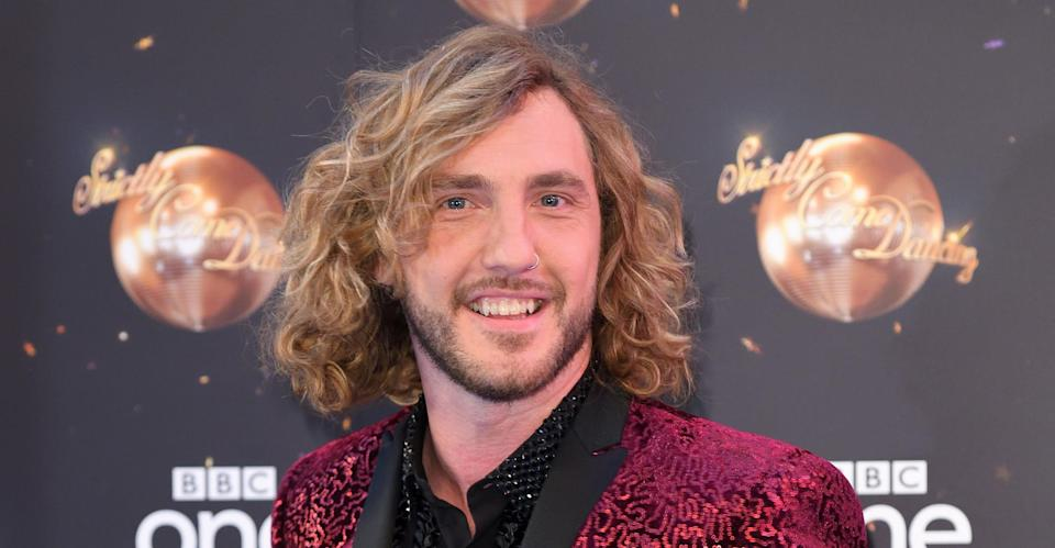 Walsh on Strictly in 2018 (Getty Images)