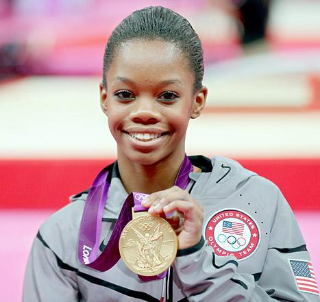 Gabby Douglas' Parents Supported Her Olympic Win Near and Far