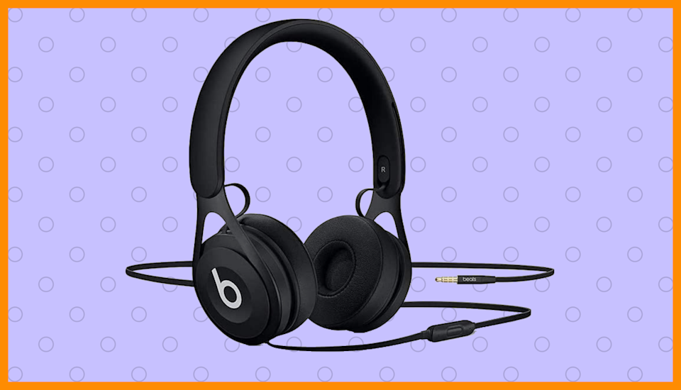 Save 30% on these Beats Ep Wired On-Ear Headphones.  (Photo: Amazon)