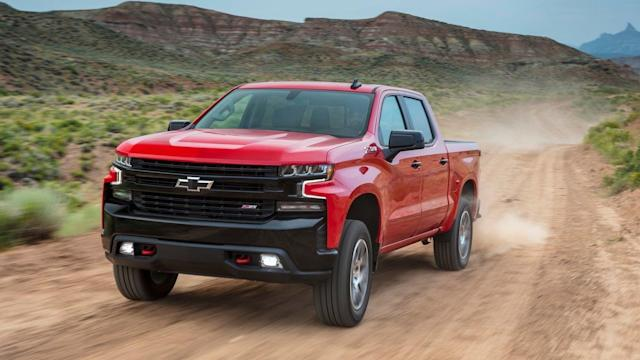<p>And now we come to the Chevrolet Silverado 1500. It's not only ranked higher than its sibling from GMC, the Chevy is the top-ranked American pickup truck on this list with a score of 2.0%.</p> <p>There are three more trucks on this list, and they all come from Japan.</p>