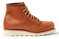 """<p><strong>Red Wing</strong></p><p>rei.com</p><p><strong>$289.95</strong></p><p><a href=""""https://go.redirectingat.com?id=74968X1596630&url=https%3A%2F%2Fwww.rei.com%2Fproduct%2F157074&sref=https%3A%2F%2Fwww.prevention.com%2Fbeauty%2Fstyle%2Fg28511743%2Fcomfortable-ankle-boots%2F"""" rel=""""nofollow noopener"""" target=""""_blank"""" data-ylk=""""slk:Shop Now"""" class=""""link rapid-noclick-resp"""">Shop Now</a></p><p>When you can't compromise performance (or style), Red Wings should be your go-tos. First introduced in 1952, this style has since been updated with <strong>soft, water-resistant leather, lightweight outsoles, and cushy insoles.</strong> Your boots can even be resoled, meaning they'll last as long as you're willing to keep them. The only drawback, reviewers say, is that they take a while to break in. Sure, they're an investment, but one that you can trust.</p>"""