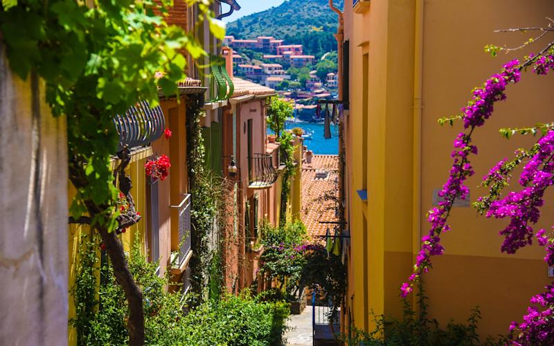 Collioure is a good bet - istock