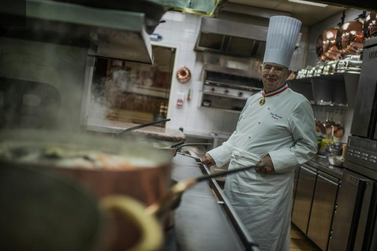 Almost two years to the day after the death of famed chef Paul Bocuse, Michelin revealed his iconic restaurant had lost its coveted three-star rating (AFP Photo/JEFF PACHOUD)