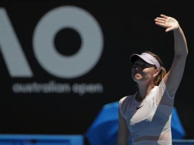 Australian Open 2018: Maria Sharapova eases into 3rd round; Garbine Muguruza, Johanna Konta knocked out