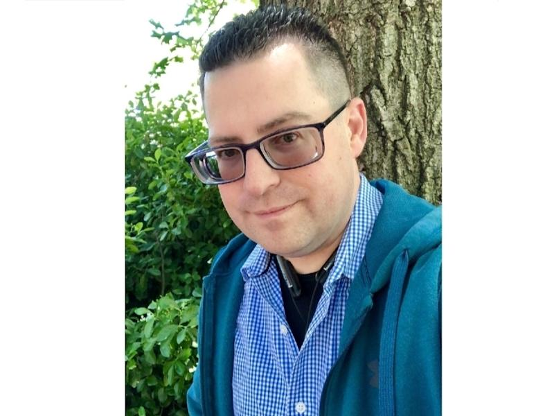 Vincent Kearney, 44, is one of two Democratic candidates running for Garwood Borough Council.
