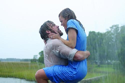Ryan Gosling & Rachel McAdams – 'The Notebook' (2004) Theirs is one of contemporary cinema's most celebrated romances, complete with that iconic scene of them smooching in the rain. Upsettingly for fans of 'The Notebook', the relationship between Ryan Gosling and Rachel McAdams was stormy off screen too. Gosling allegedly asked director Nick Cassavetes to replace McAdams with another actress after shooting had begun, and Cassavetes recalls walking into a room to find the pair screaming at each other at the top of their voices. Of course, Ryan and Rachel went on to be one of the cutest couples in Hollywood, which just goes to show how accurate that terrible 'opposites attract' romcom cliché can be.