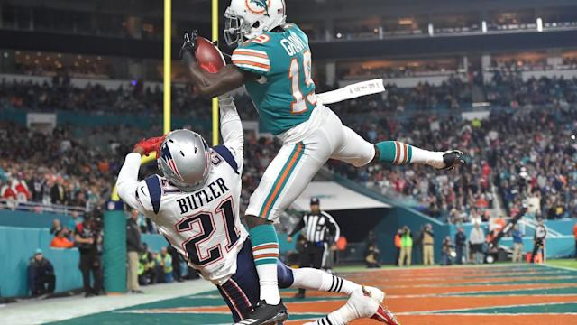 The numbers are in on Dolphins WR Jakeem Grant's contract extension