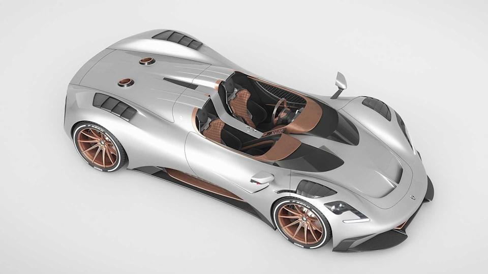 Ares S1 Project Spyder
