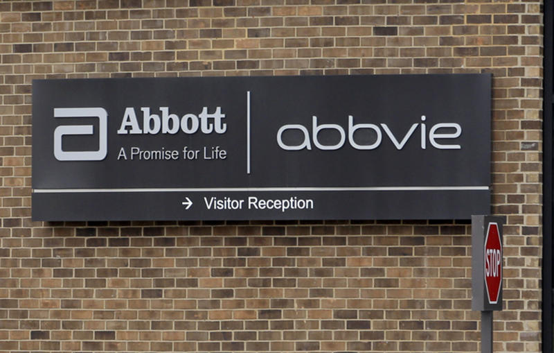 AbbVie hit with lawsuit over alleged $1.2B kickback scheme