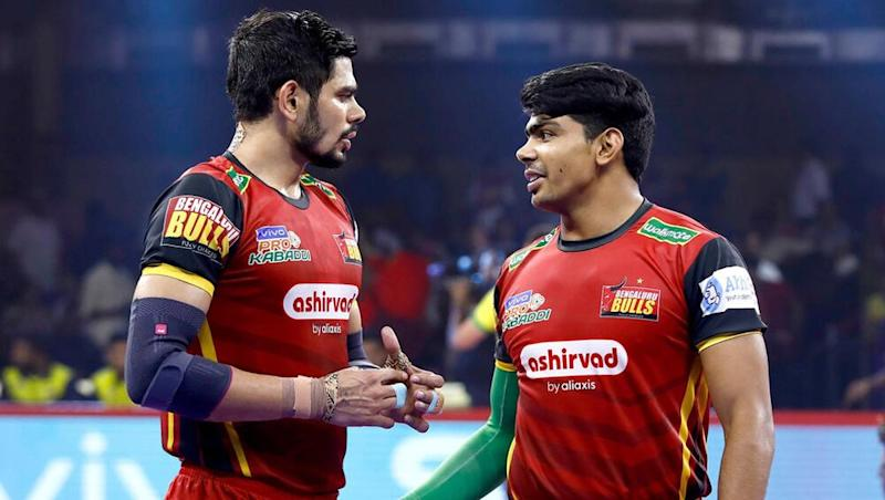 PKL 2019 Dream11 Prediction for Haryana Steelers vs Bengaluru Bulls: Tips on Best Picks for Raiders, Defenders and All-Rounders for HAR vs BLR Clash