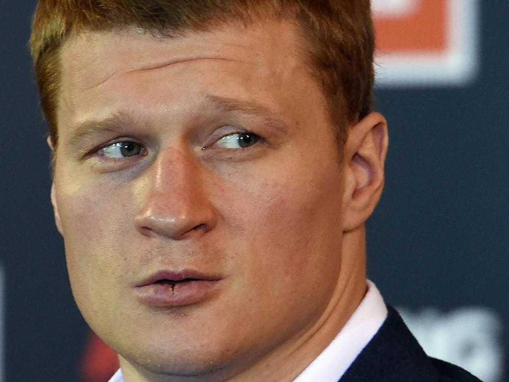 Povetkin, an Olympic champion from 2004, tested positive for meldonium: Getty