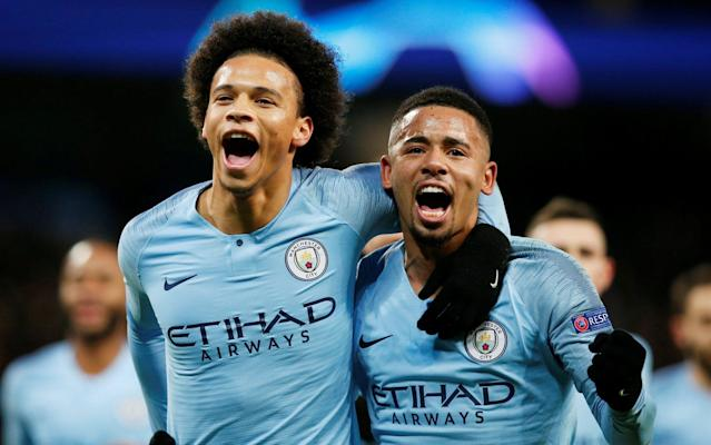 Manchester City are among the favourites to win their maiden Champions League title - REUTERS