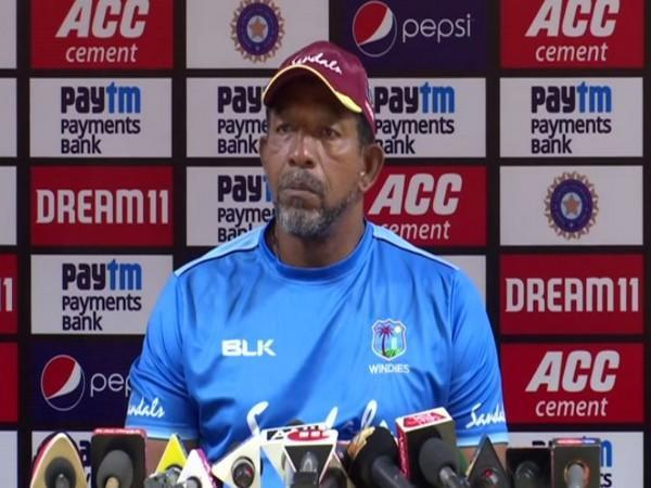 West Indies' coach Phil Simmons (file image)