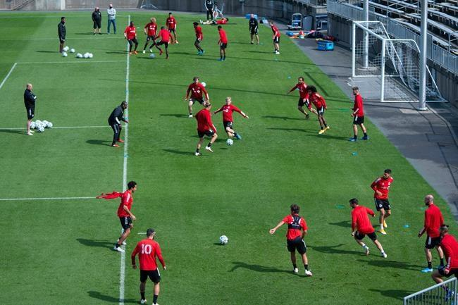 Toronto FC starts strange new chapter in East Hartford with game against Columbus
