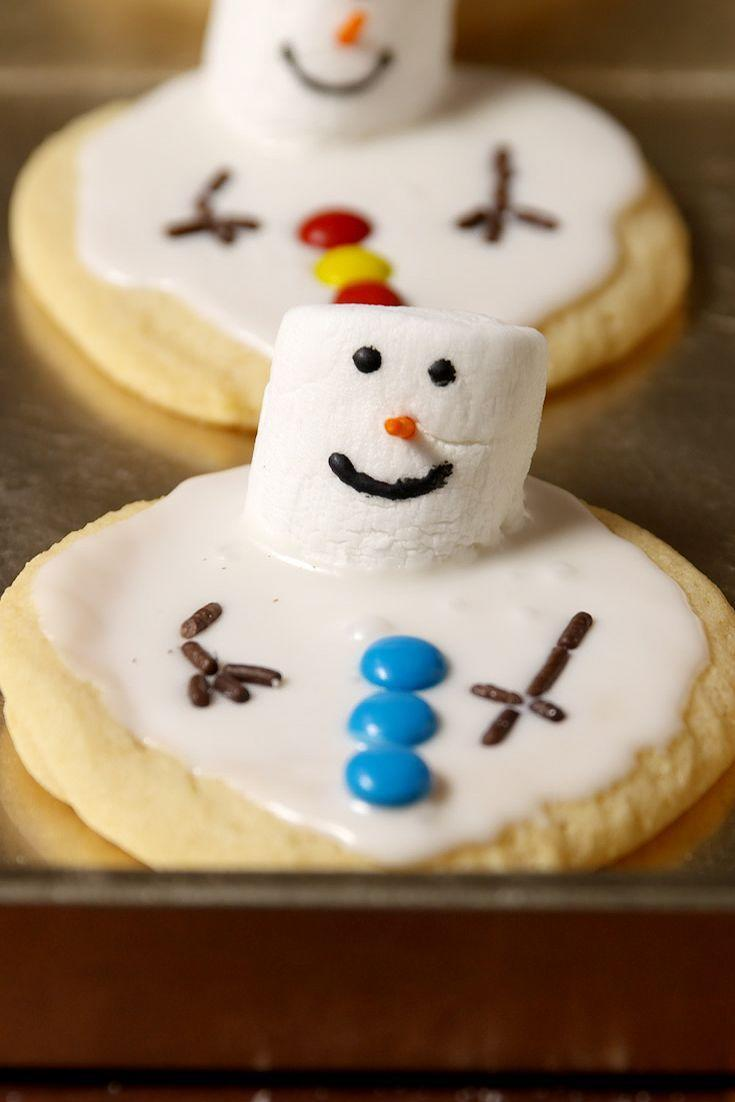 """<p>*Guaranteed to melt your heart*</p><p>Get the recipe from <a href=""""https://www.delish.com/cooking/recipe-ideas/recipes/a50750/melted-snowman-cookies-recipe/"""" rel=""""nofollow noopener"""" target=""""_blank"""" data-ylk=""""slk:Delish"""" class=""""link rapid-noclick-resp"""">Delish</a>. </p>"""