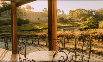 """Set in the heart of the Clare Valley Wine Region, the <a href=""""https://www.expedia.com.au/Penwortham-Hotels-Merry-Moose-Luxury-Lodge-Accomodation.h27265322.Hotel-Information"""" rel=""""nofollow noopener"""" target=""""_blank"""" data-ylk=""""slk:Merry Moose Retreat"""" class=""""link rapid-noclick-resp"""">Merry Moose Retreat</a> is surrounded by vineyards and beautiful scenery. Only minutes from the major attractions, travellers can enjoy their own space while still staying close to all the great wineries and sites. Photo: Supplied/Expedia"""