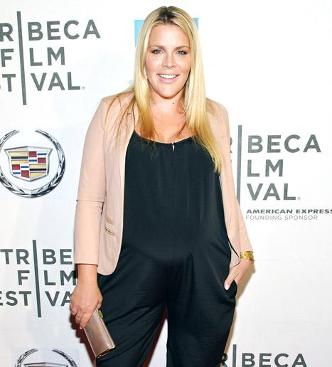 Busy Philipps Reveals: I'm Having a Second Daughter!
