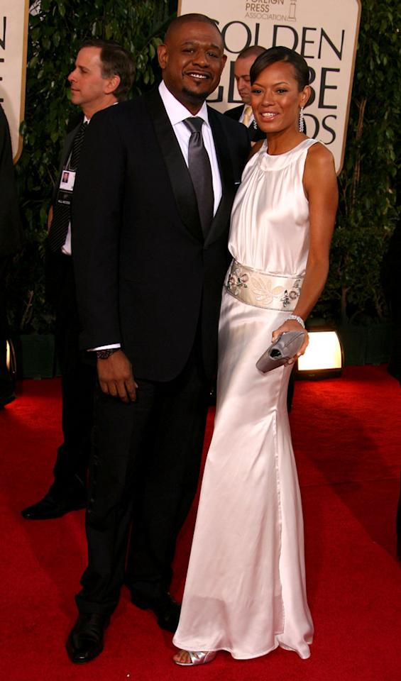 "<a href=""/forest-whitaker/contributor/29951"">Forest Whitaker</a> and Keisha Whitaker at <a href=""/the-64th-annual-golden-globe-awards/show/40075"">the 64th annual Golden Globe Awards</a>."