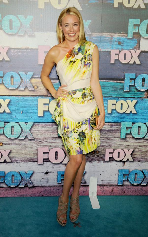 "Cat Deeley (""So You Think You Can Dance"") arrives at the Fox Summer 2012 All-Star Party on July 23, 2012 at the Soho House in West Hollywood, California."