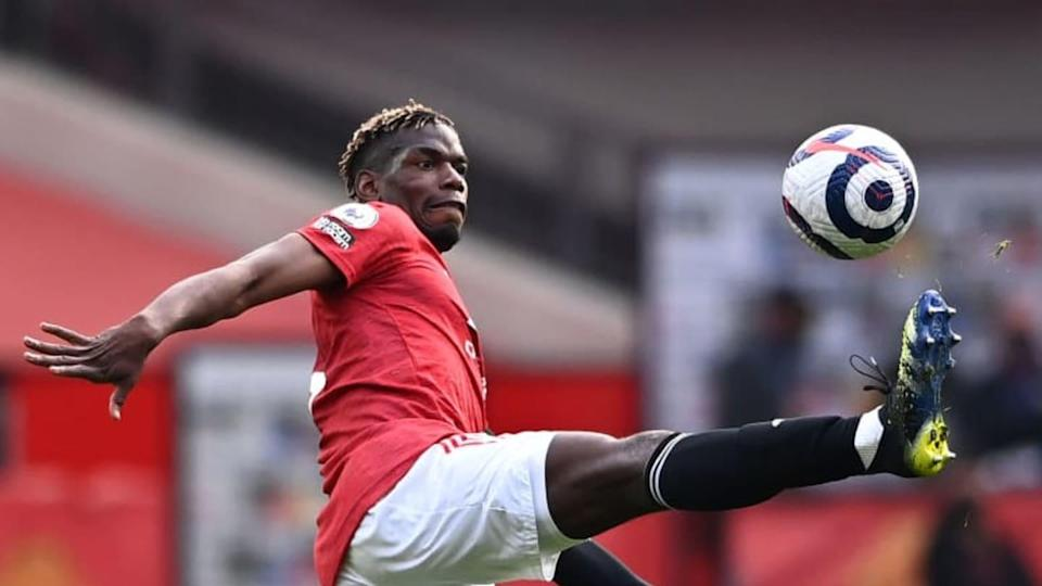 Paul Pogba   Stu Forster/Getty Images