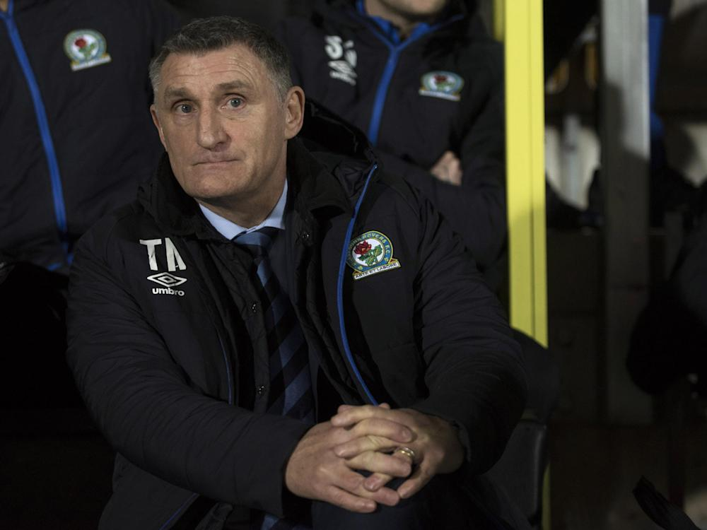 Tony Mowbray picked up a vital win for Rovers: Getty