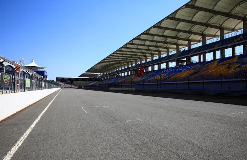 Turkish F1 GP to be held without fans due to COVID-19
