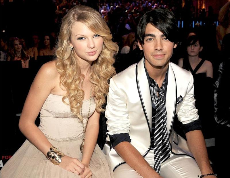 Taylor Swift and Joe Jonas | Jeff Kravitz/FilmMagic