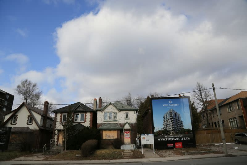 Canada housing starts rise slightly in November: CMHC