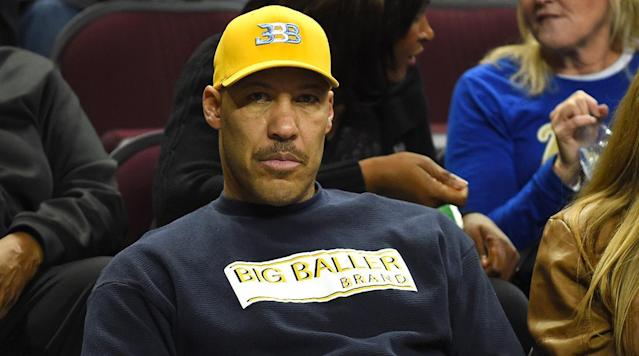LaVar Ball responded to Nike global basketball sports marketing director George Raveling on Friday, saying that his Big Baller Brand will compete with the apparel giant.