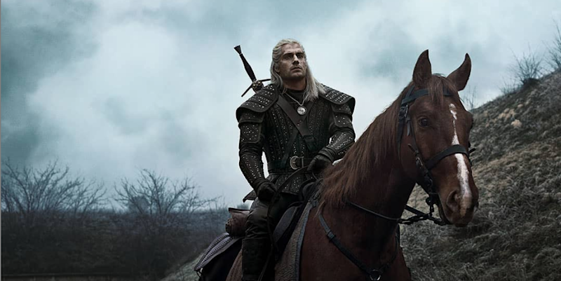Netflix releases first look at Roach from The Witcher series