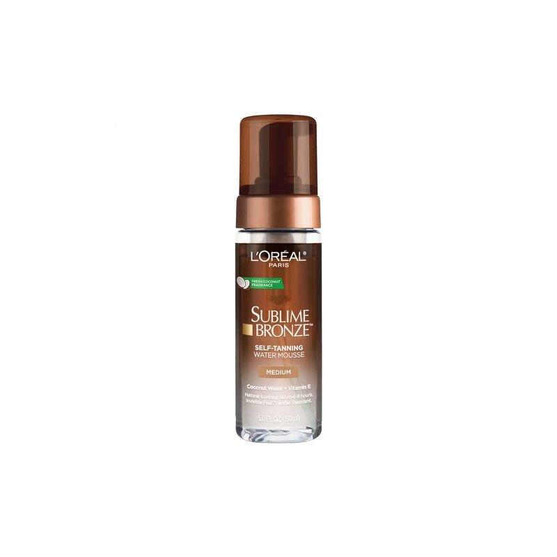 """<p>We're calling this the best drugstore self-tanner. It clocks in at just $12 and will have your legs and arms ready for spring in no time. It gives more color than the Jergens gradual option (which you'll likely find on a shelf nearby), so you might not want to apply quite so liberally. </p> <p><strong>Buy:</strong> $12; <a href=""""http://www.anrdoezrs.net/links/7885610/type/dlg/sid/SL%2CRX_1904L%25E2%2580%2599OrealParisSublimeBronzeHydratingSelf-TanningWaterMousse%2Cpshannon1271%2C%2CIMA%2C596801%2C201904%2CI/https://www.walgreens.com/store/c/l'oreal-sublime-bronze-hydrating-self-tanning-water-mousse/ID=prod6391858-product"""" target=""""_blank"""">Walgreens.com</a></p>"""