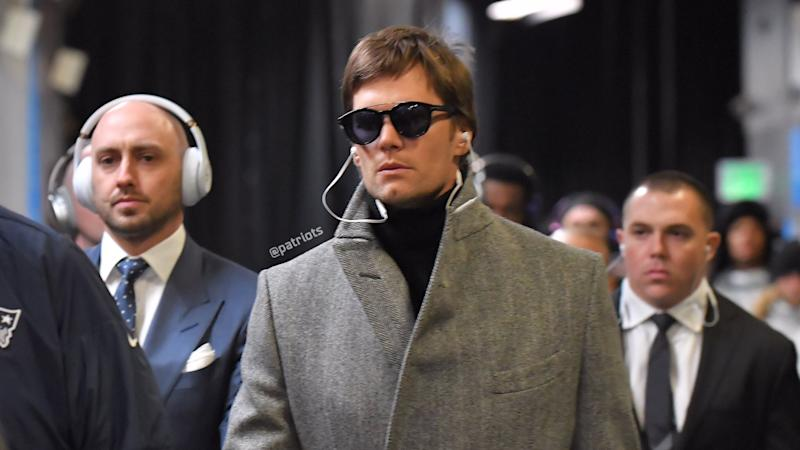bead26c12e Tom Brady s Super Bowl outfit put Twitter s fashion police on notice