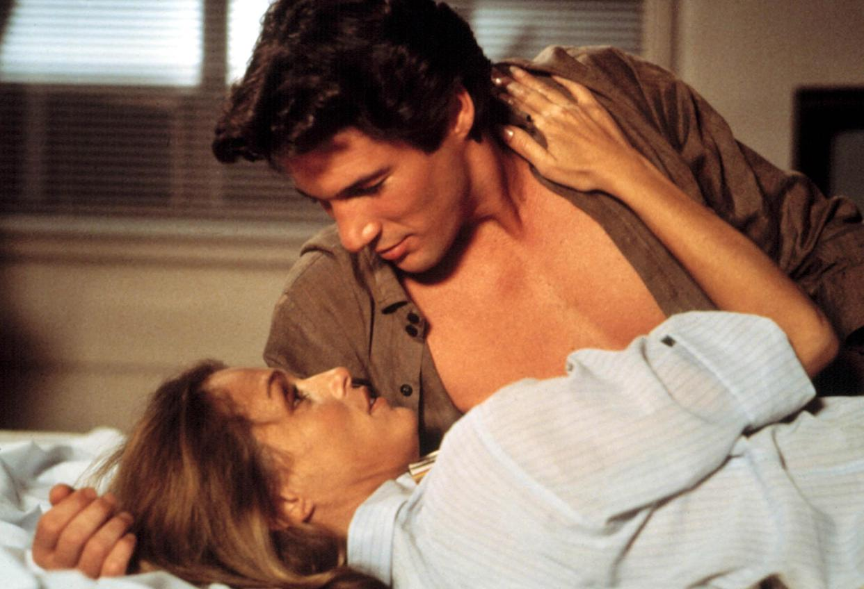 Lauren Hutton and Richard Gere star in Schrader's 1980 hit, American Gigolo (Photo: Paramount/courtesy Everett Collection)